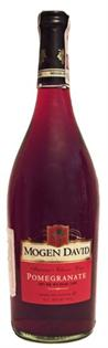 Mogen David Pomegranate 1.50l - Case of 6